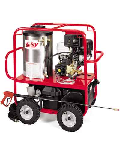 Hotsy 1065SSE Gas Engine Hot Water Pressure Washer