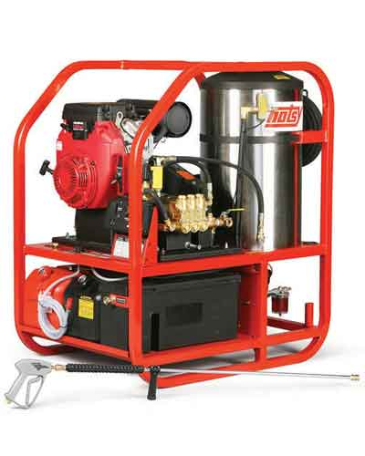 Hotsy 1290SSG Hot Water Gas Engine Pressure Washer