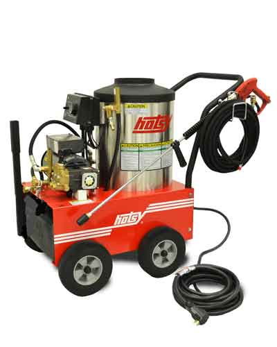 Hotsy 555SS Hot Water Pressure Washer