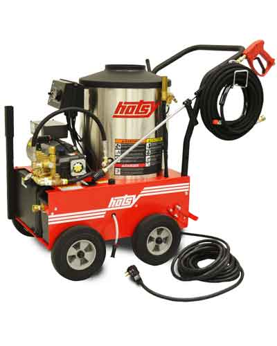 Hotsy 560SS Electric Powered Hot Water Pressure Washer