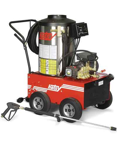 Hotsy 680SS Hot Water Electric Powered Pressure Washer