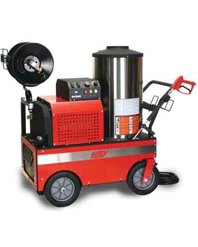 Hotsy 800 Series Hot Water Pressure Washers