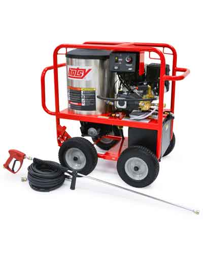 Hot Water Gasoline Engine Hotsy 871SS