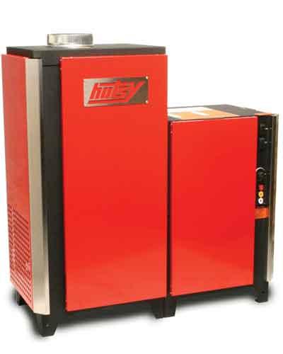 Hotsy 900- 1400 Series Hot Water Pressure Washers
