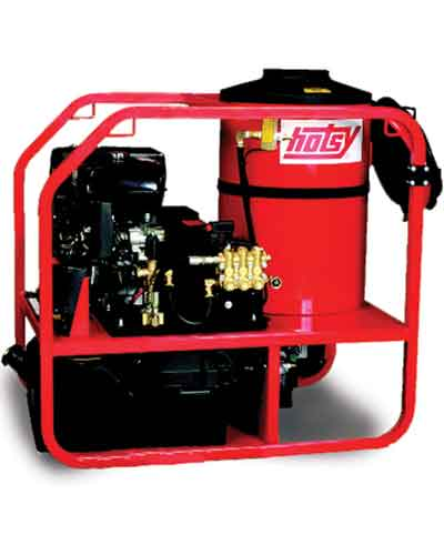 Hotsy 965B Gas Engine Hot Water Pressure Washer