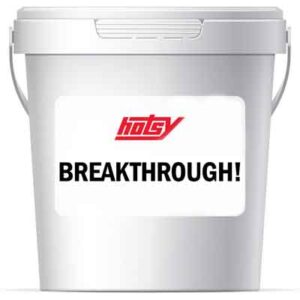 Hotsy Breakthrough! Detergent
