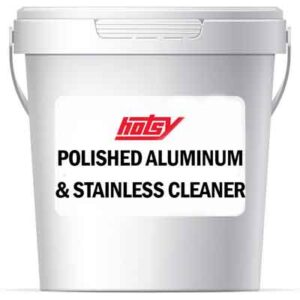 Hotsy Polished Aluminum and Stainless Cleaner