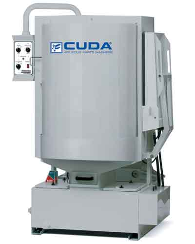 Cuda Front Load 2530 Automatic Parts Washer