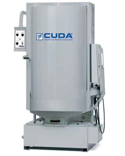 Cuda Front Load 2848 Automatic Parts Washer