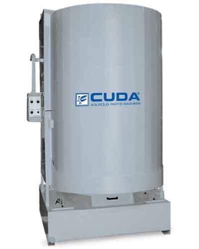 Cuda Front Load 4860 Parts Washer