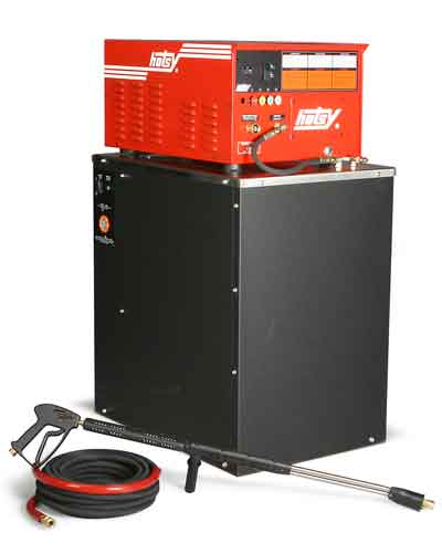 Hot Water All Electric Pressure Washer from Hotsy