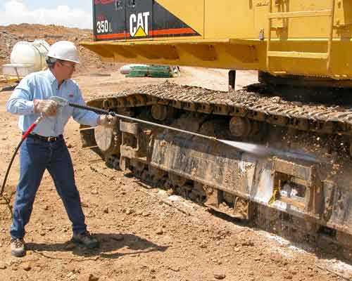 Hotsy Construction Cleaning