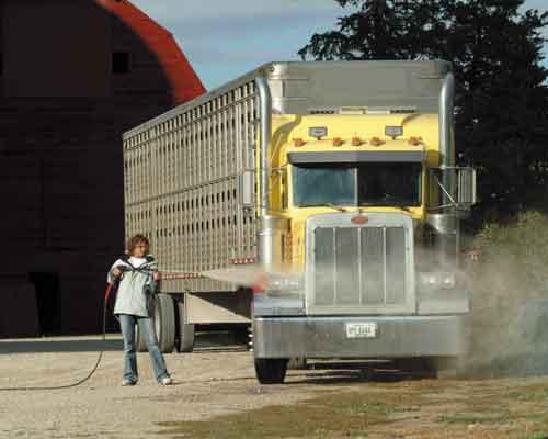 Hotsy Transportation Cleaning